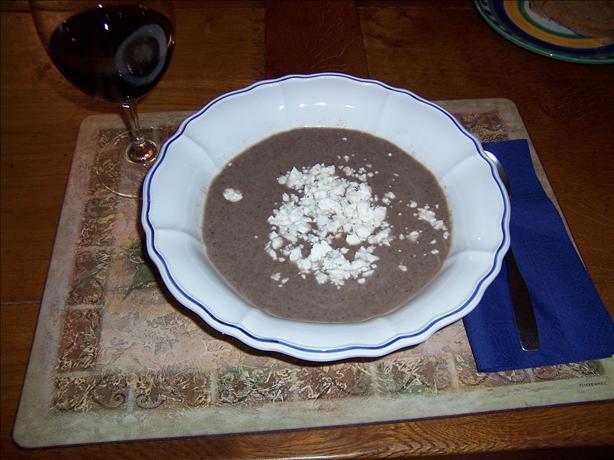 Portabella Soup