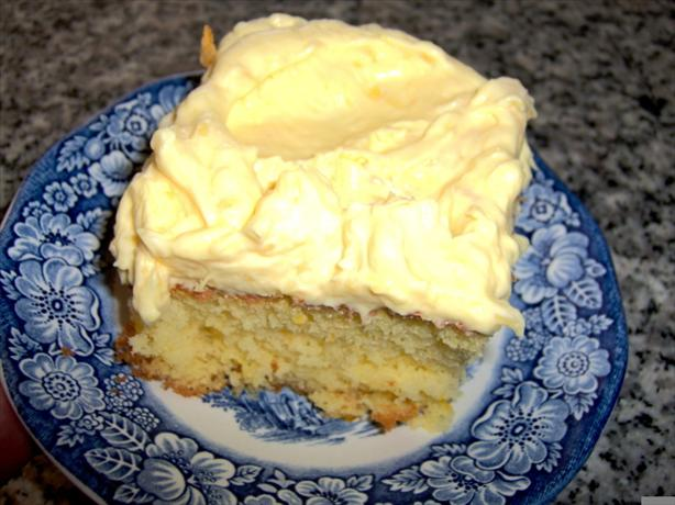 Pineapple-Orange Cake