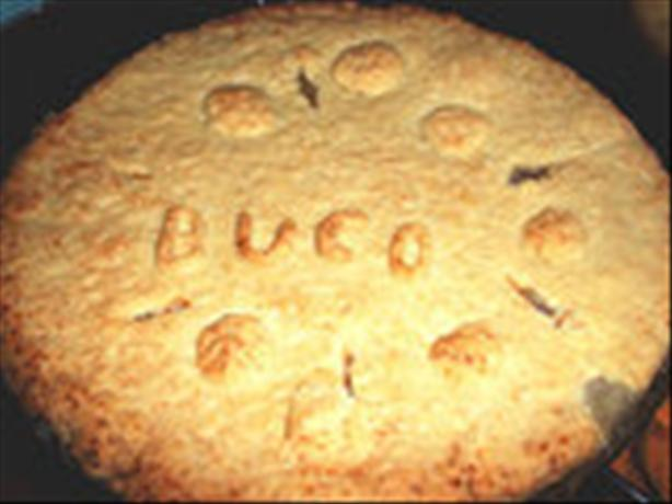 Buco (young Coconut) Pie