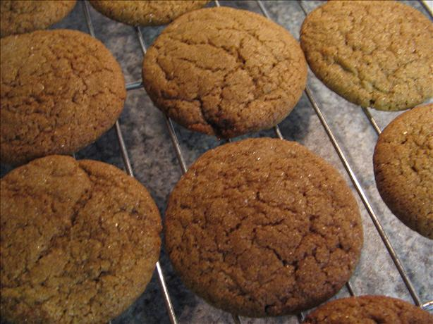 Spicy Snickerdoodle Cookies