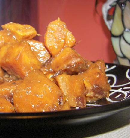 Tamarind Sweet Potatoes (Crock Pot)