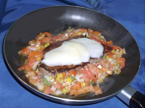 Mexican Salsa Steak
