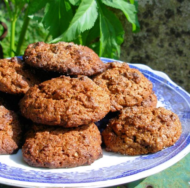 Ginger Cookies (ginger Nuts)