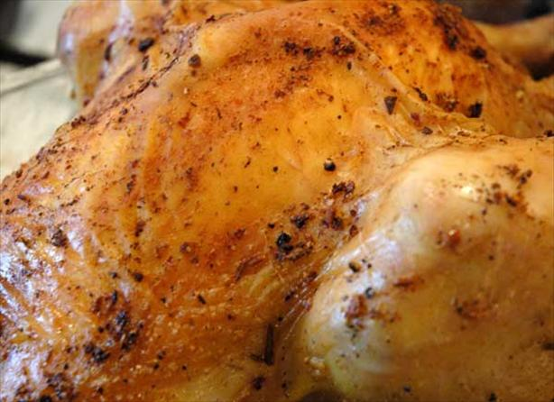 Herb Roast Chicken