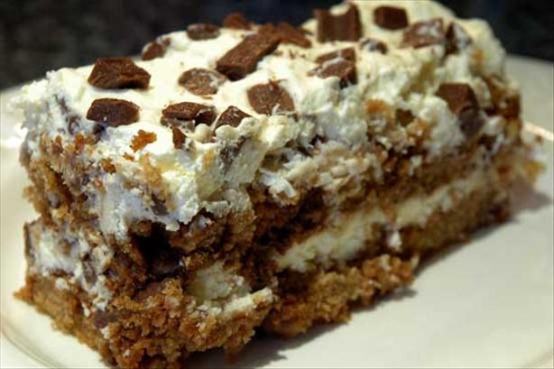 Mocha Cake Bombe