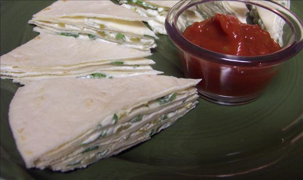 Tortilla Wedges