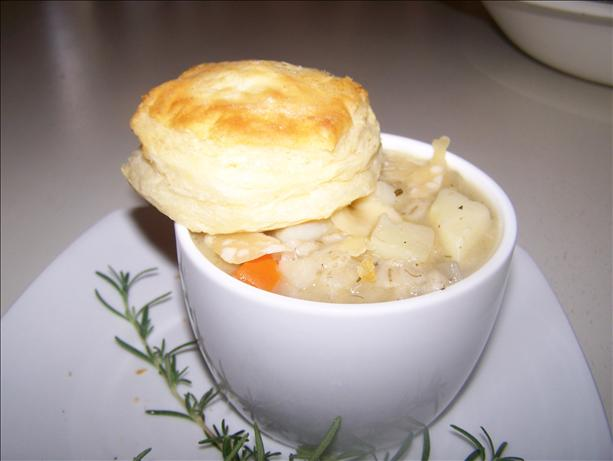 Barley Soup With Potatoes and Carrots