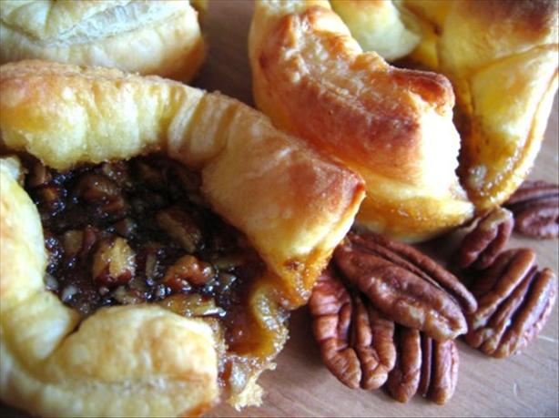 Southern Pecan Puffs