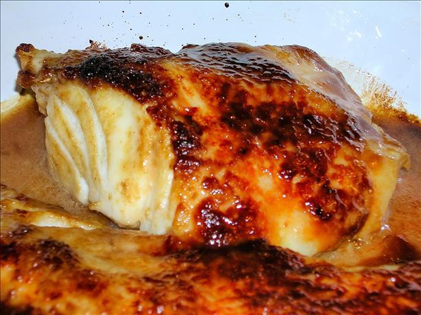 Cod With Miso Glaze