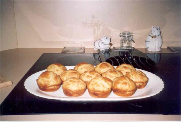 Savory Herb Muffins