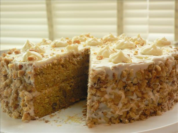 Gigi's Carrot Cake by Emeril Lagasse