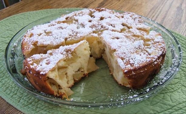 Russian Apple Pie