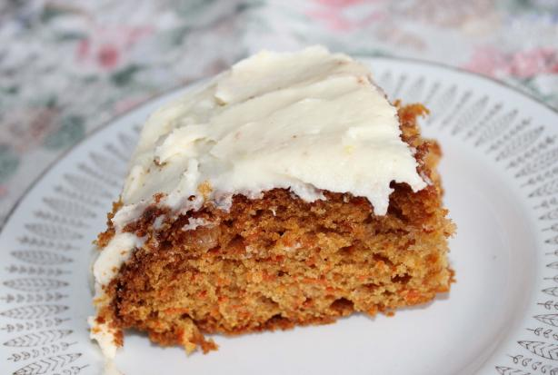 Barb's Best Carrot Cake