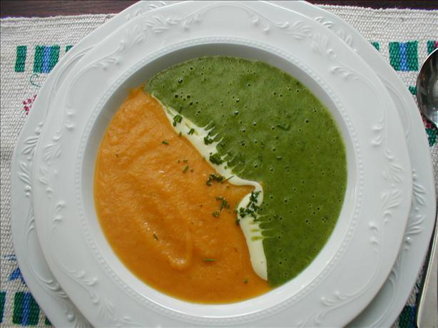 Patterned Soup