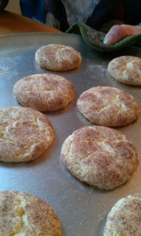 Soft 'n Chewy Snickerdoodles