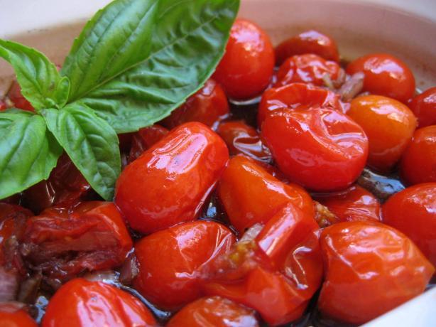 Sherry Cherry Tomatoes