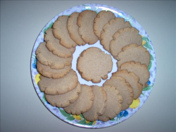 Spice Biscuits (cookies)