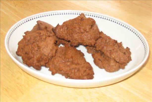 Devil's Food Cream Cheese Cookies