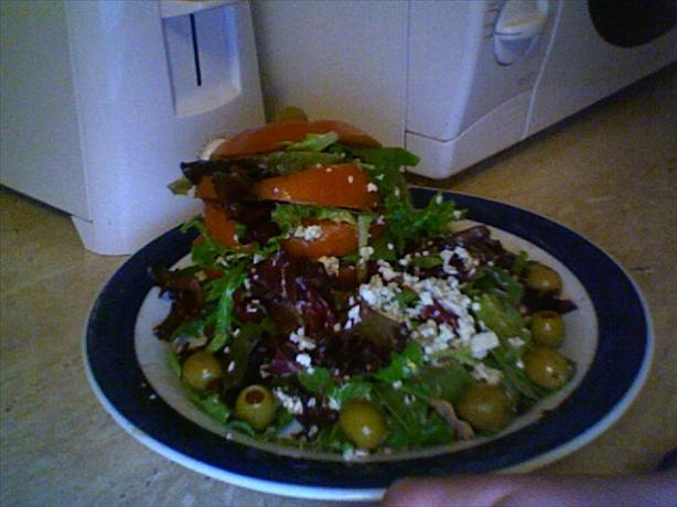 Tomato Stack-Salad