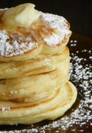 Grandmother Singleton's Pancakes