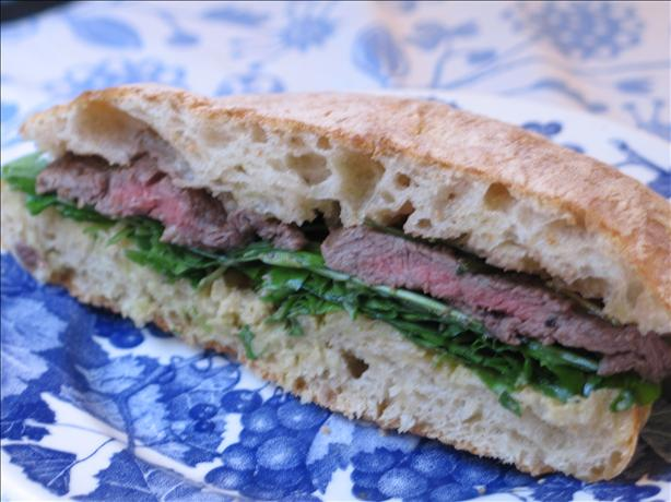 Steak Sarnie