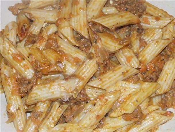 Maltese Style Macaroni
