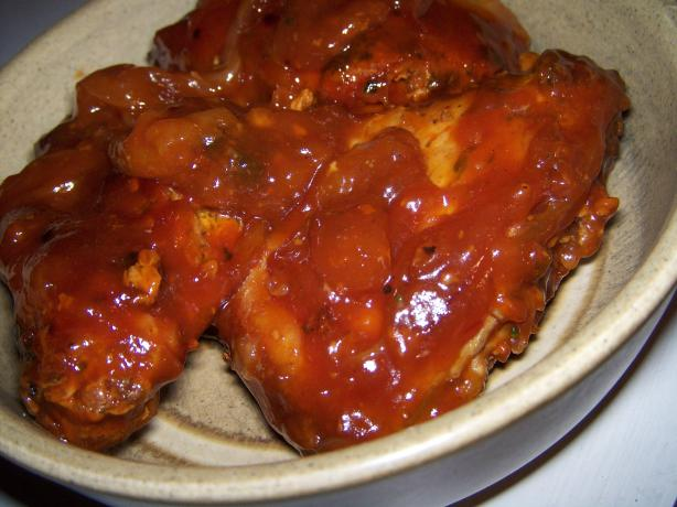 Crock Pot BBQ Pork
