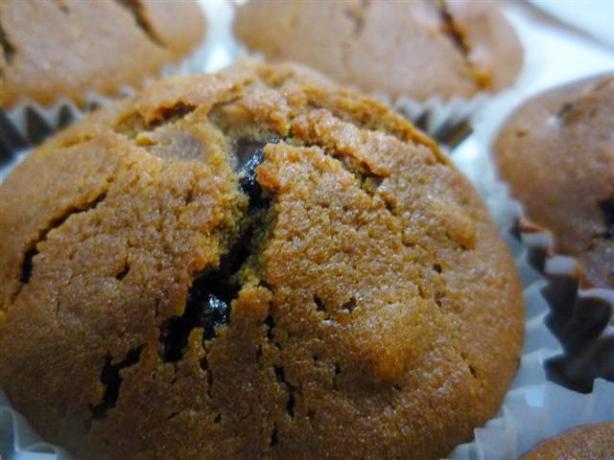 William Shatner's Cappuccino Muffins