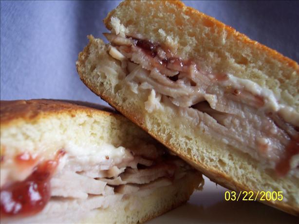 Elena Ruth Sandwich
