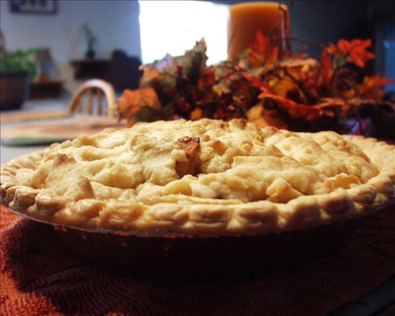 Crumbled Apple Pie