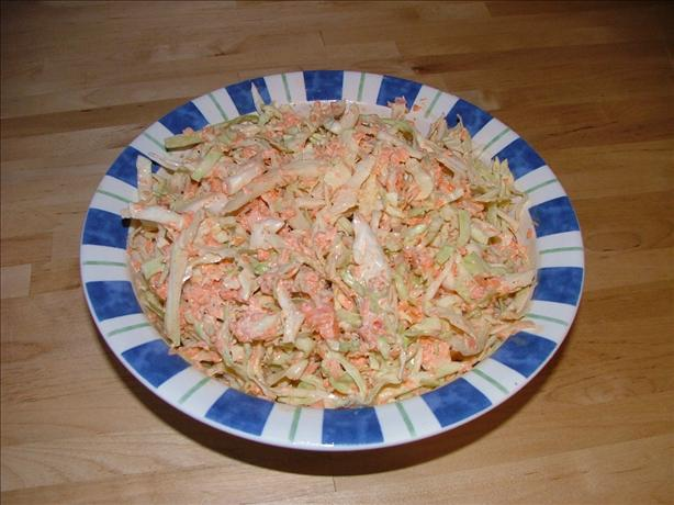 Peppy Coleslaw