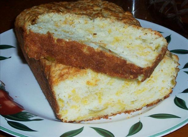 Zesty Cheddar Bread