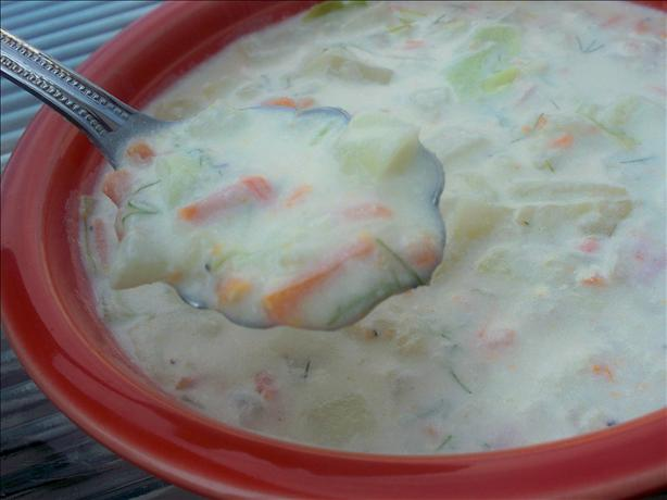 Potato Cabbage Chowder