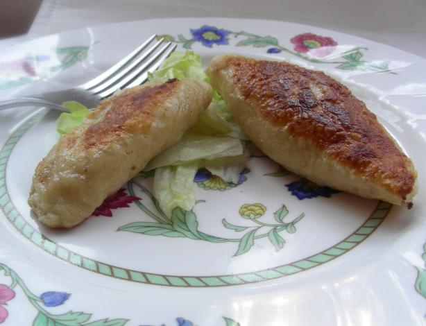 Ruskie Pierogi (Pierogi With Cheese & Potato Filling)