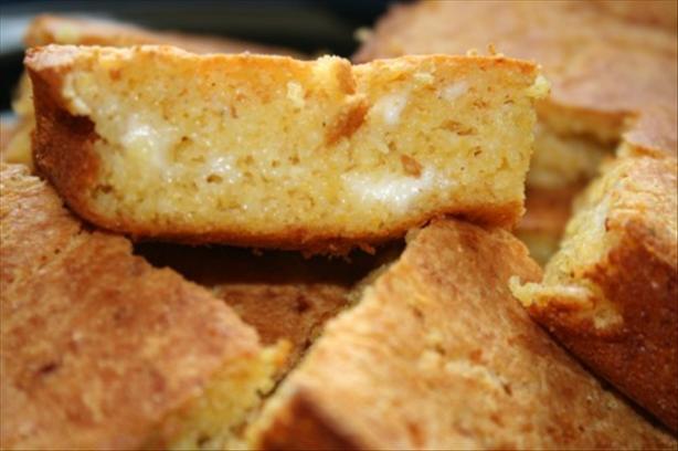 Feta Cheese Cornbread