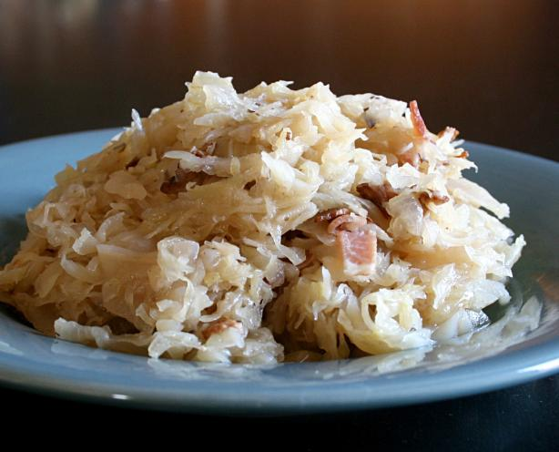 Jans Polish Sauerkraut Side Dish