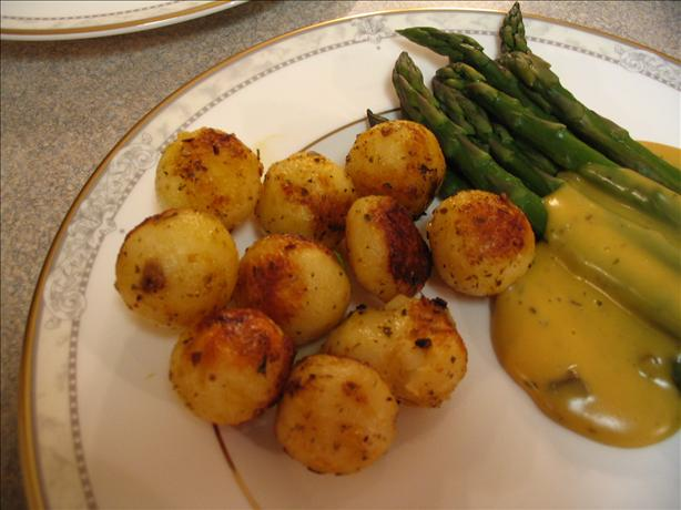 Dannygirl's Parisienne Potatoes
