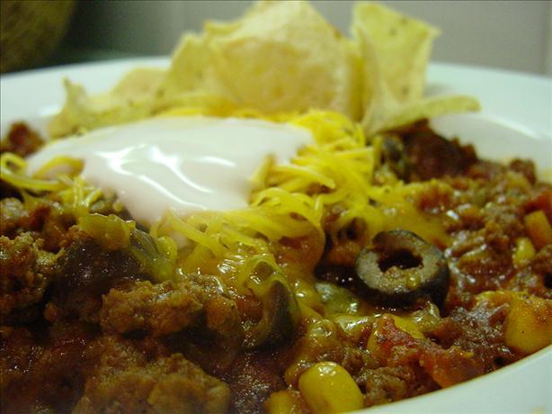 Taco Soup (Paula Deen)