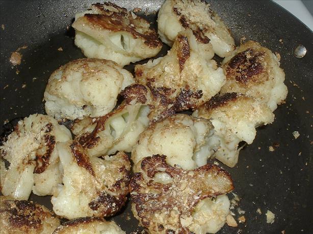 Garlic Cauliflower