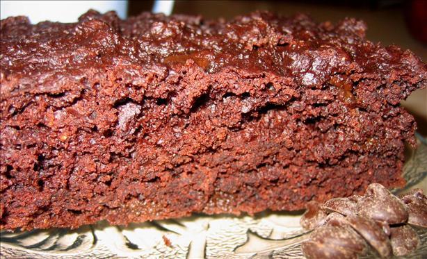Chocolate Berry Tofu Cake