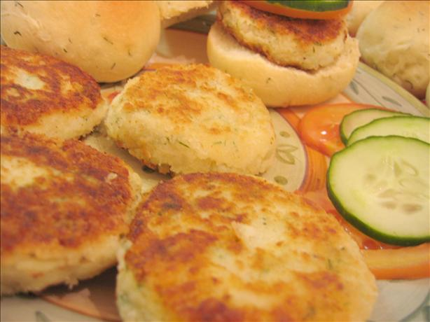 Classic Family Fish Cakes