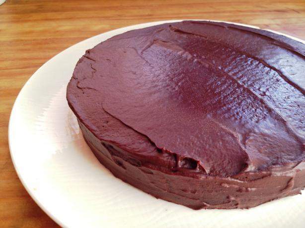 Perfect Flourless Chocolate Cake