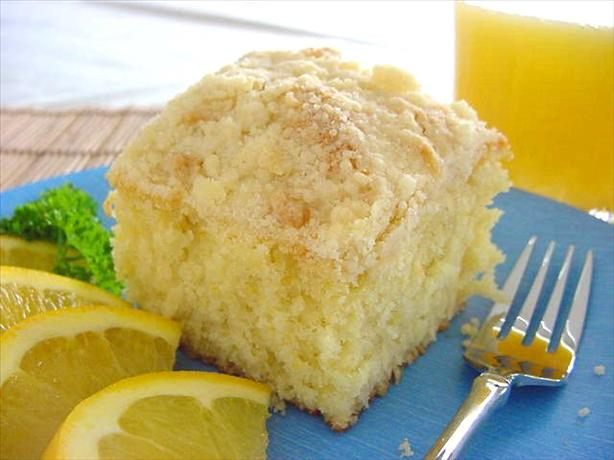 Lucy's Coffee Cake