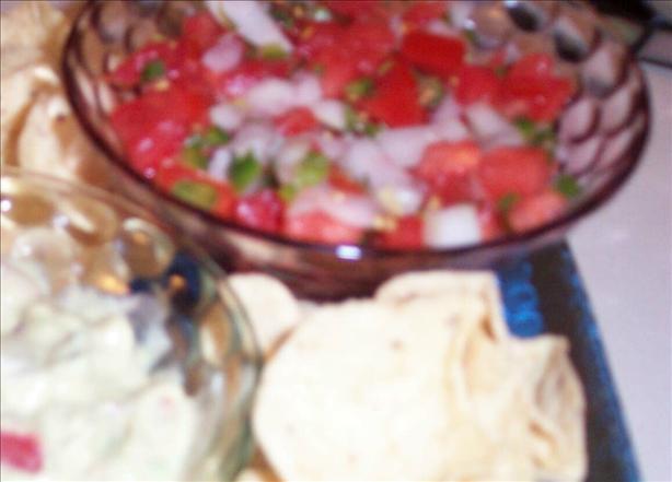 Sandi's Foolproof Guacamole
