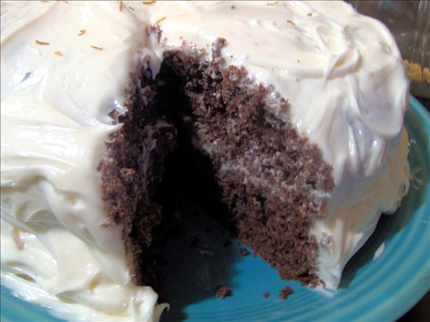 White Devil Cake