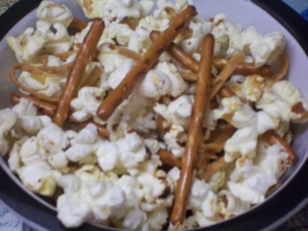 Salty Dawg Popcorn