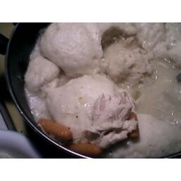 Dees Chicken and Dumplings