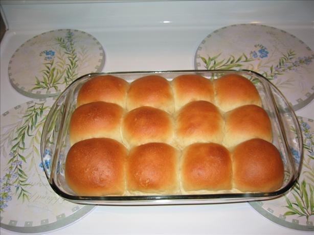 Best Bread Machine Buns