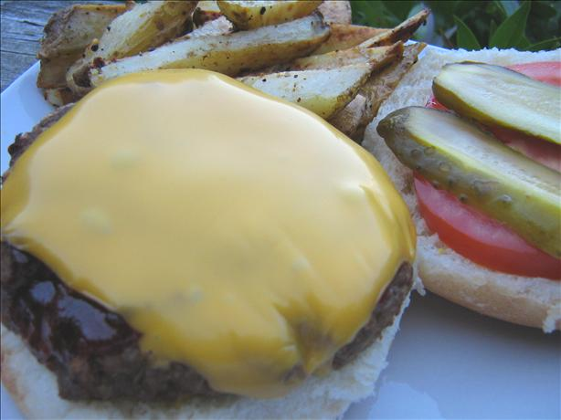 Down Home Grilled Hamburgers