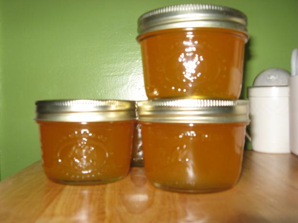 Tangerine Jelly